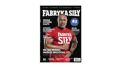 Magazyn Fabryki Siły - #3