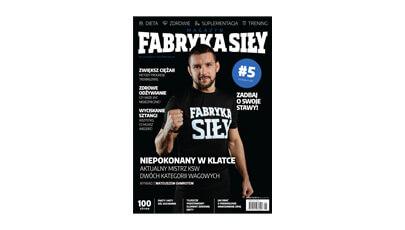 Magazyn Fabryki Siły - #5