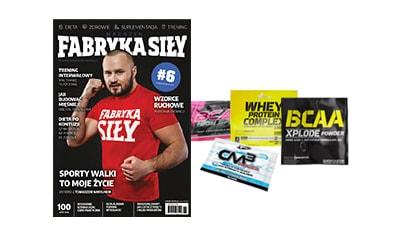 Magazyn Fabryki Siły - #6 + losowa próbka