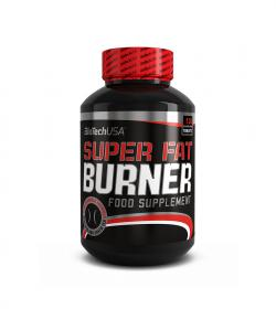 BioTech Super Fat Burner - 120kaps.
