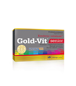 Olimp Gold-Vit senior - 30tabl.