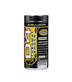 Cellucor D4 Thermal Shock - 60 kaps.