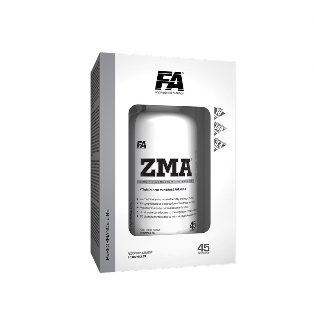 FA Nutrition ZMA - 90kaps.