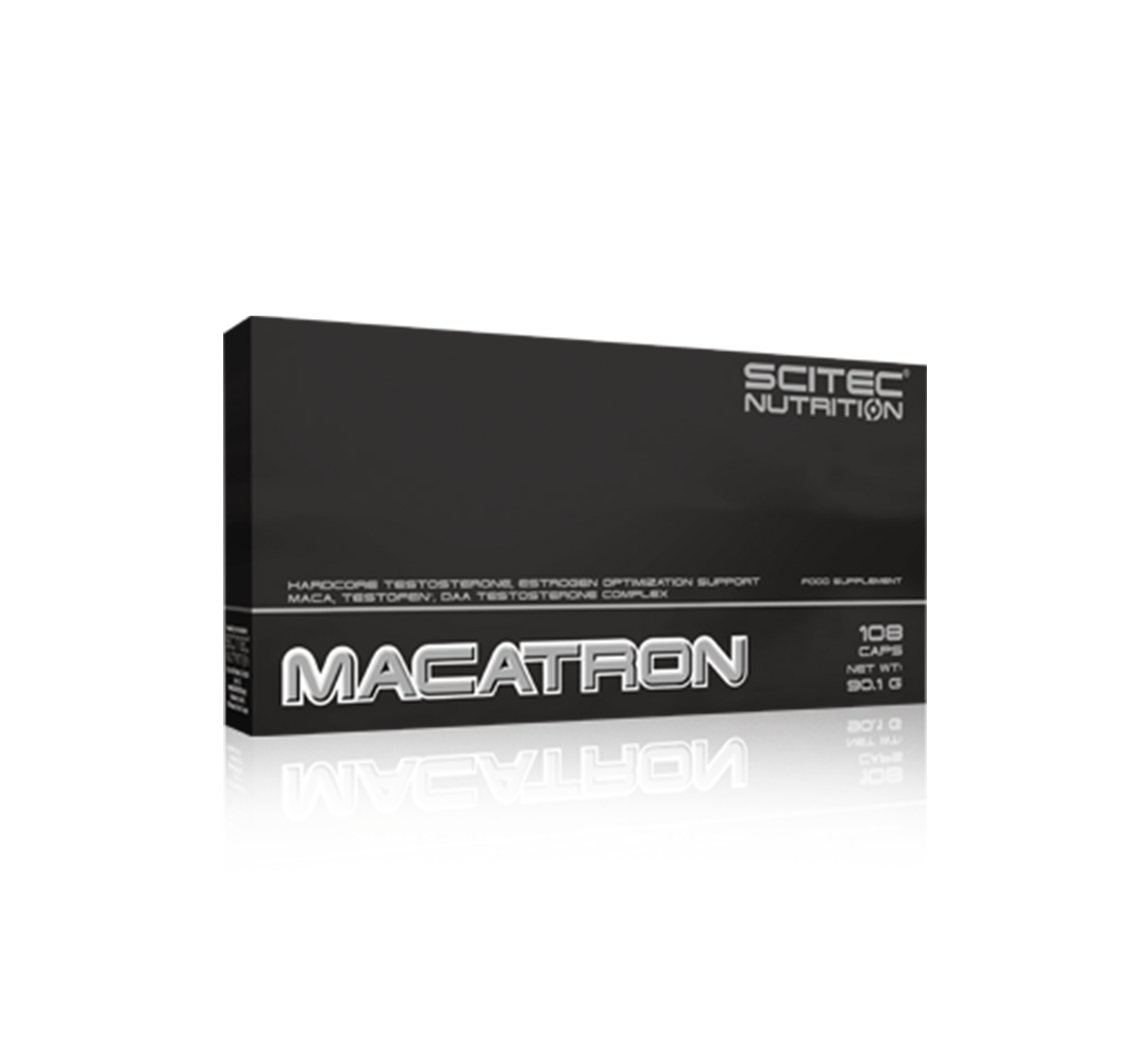 Scitec Macatron - 108kaps.