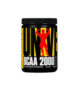 Universal BCAA 2000 - 120kaps.