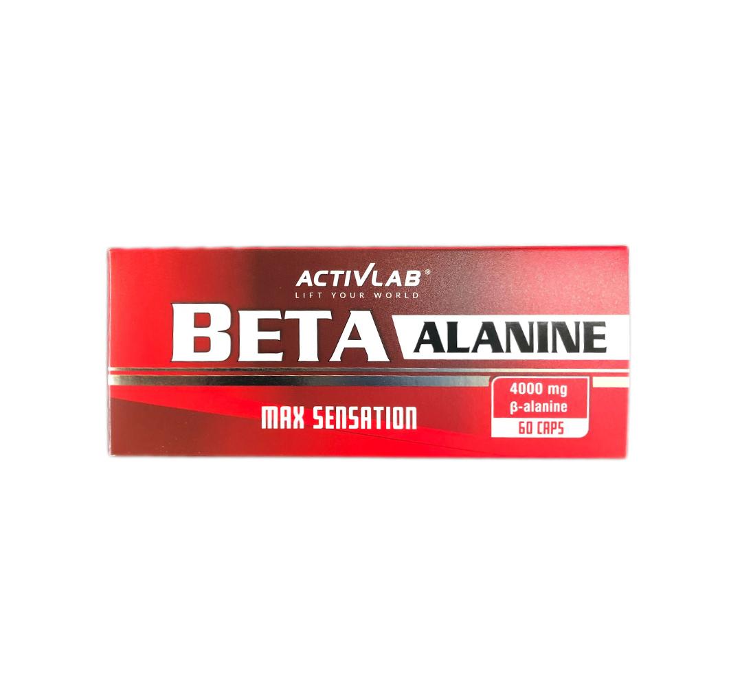 Activlab Beta Alanine - 60kaps.
