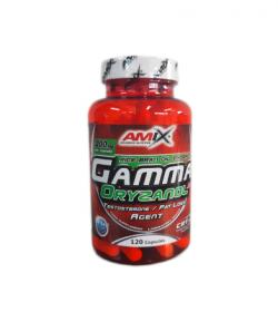 Amix Gamma Oryzanol 200 mg - 120kaps.
