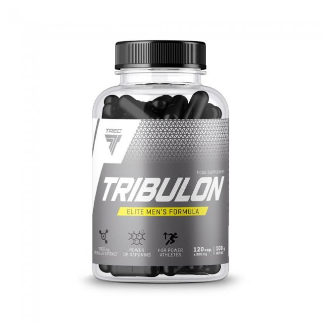Trec Tribulon Black - 120kaps.