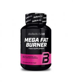BioTech Mega Fat Burner - 90kaps.
