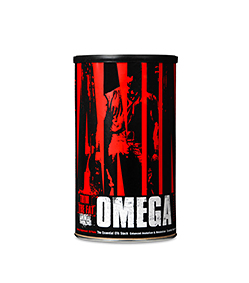 Universal Nutrition Animal Omega - 30sasz.