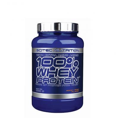 Scitec 100% Whey Protein - 920g
