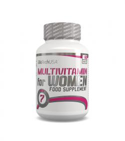 BioTech Multivitamin For Women - 60tabl.