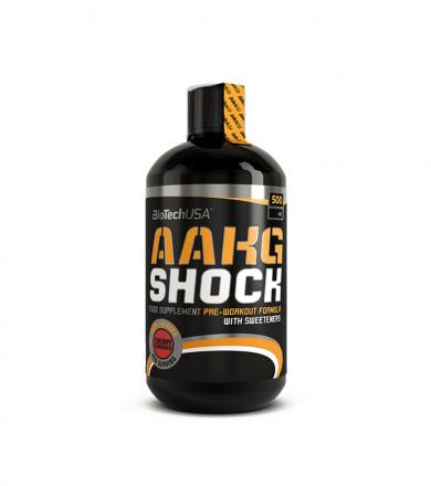 BioTech AAKG Shock Extreme - 500ml
