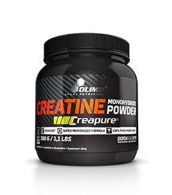 Olimp Creatine Monohydrate Powder Creapure - 500g