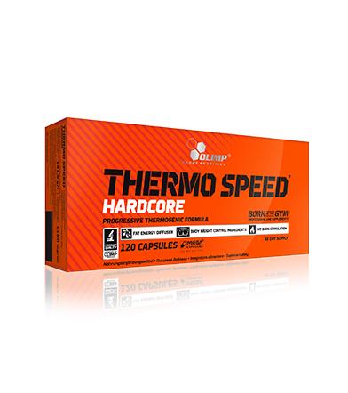 Olimp Thermo Speed Hardcore - 120kaps.