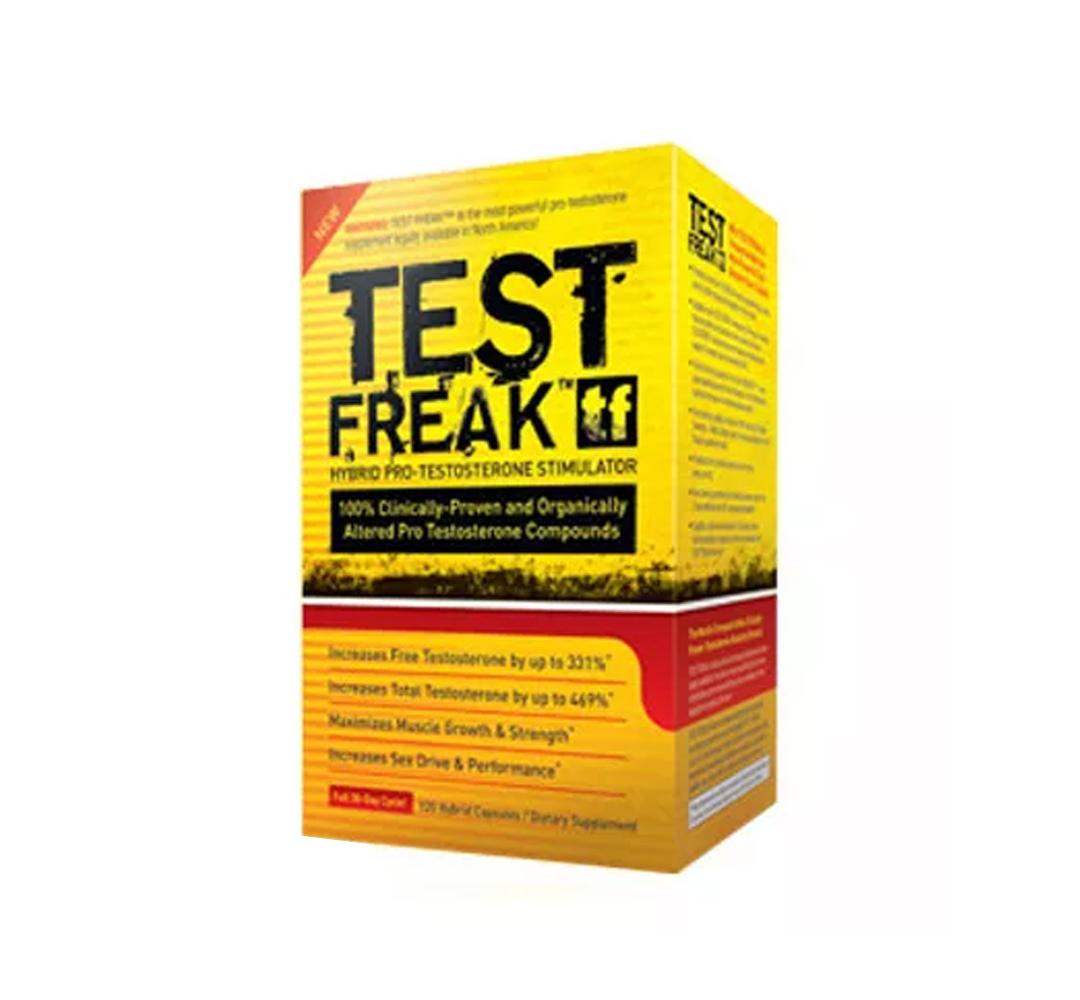 PharmaFreak Test Freak - 120kaps.
