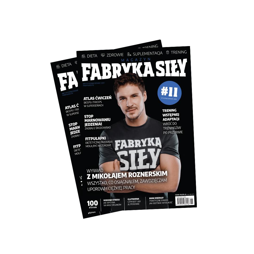 Magazyn Fabryka Siły #11 (Styczeń 2020)