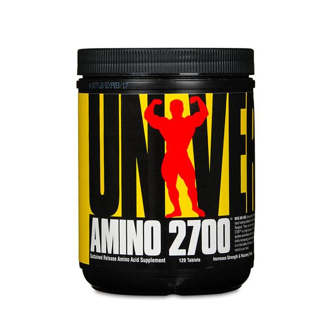 Universal Nutrition Amino 2700 - 120tabl.