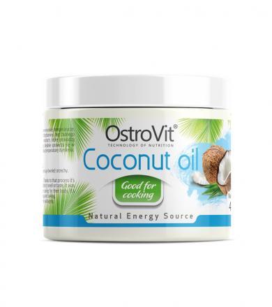 Ostrovit Coconut Oil - 400g