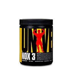 Universal Nutrition NOX 3 - 180tabl.