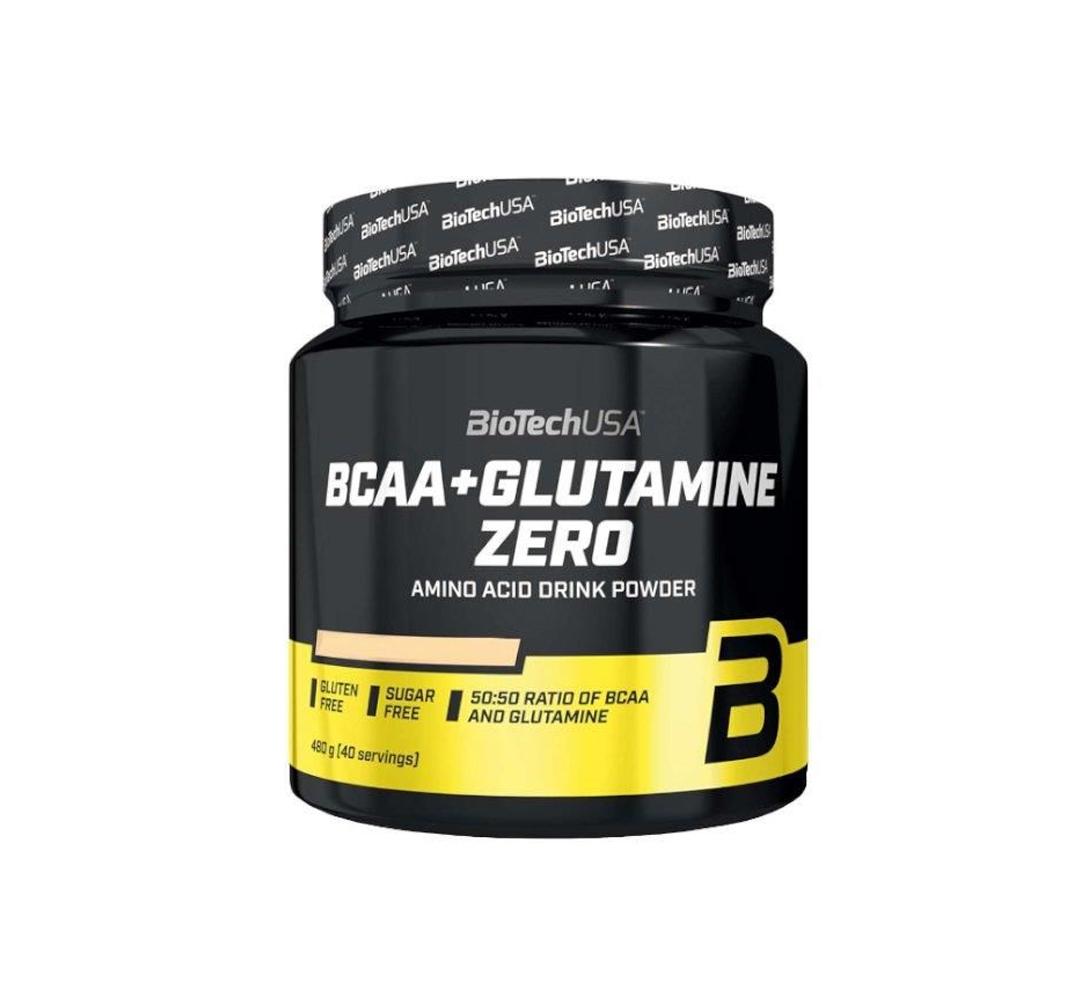 BioTech BCAA + Glutamine - 480g
