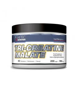 Hi Tec Tri-Creatine Malate - 200kaps.