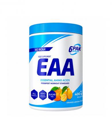 6PAK Nutrition EAA – 400g