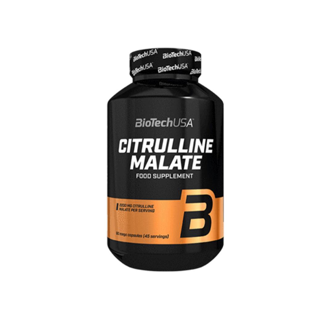 BioTech Citrulline Malate - 90kaps.