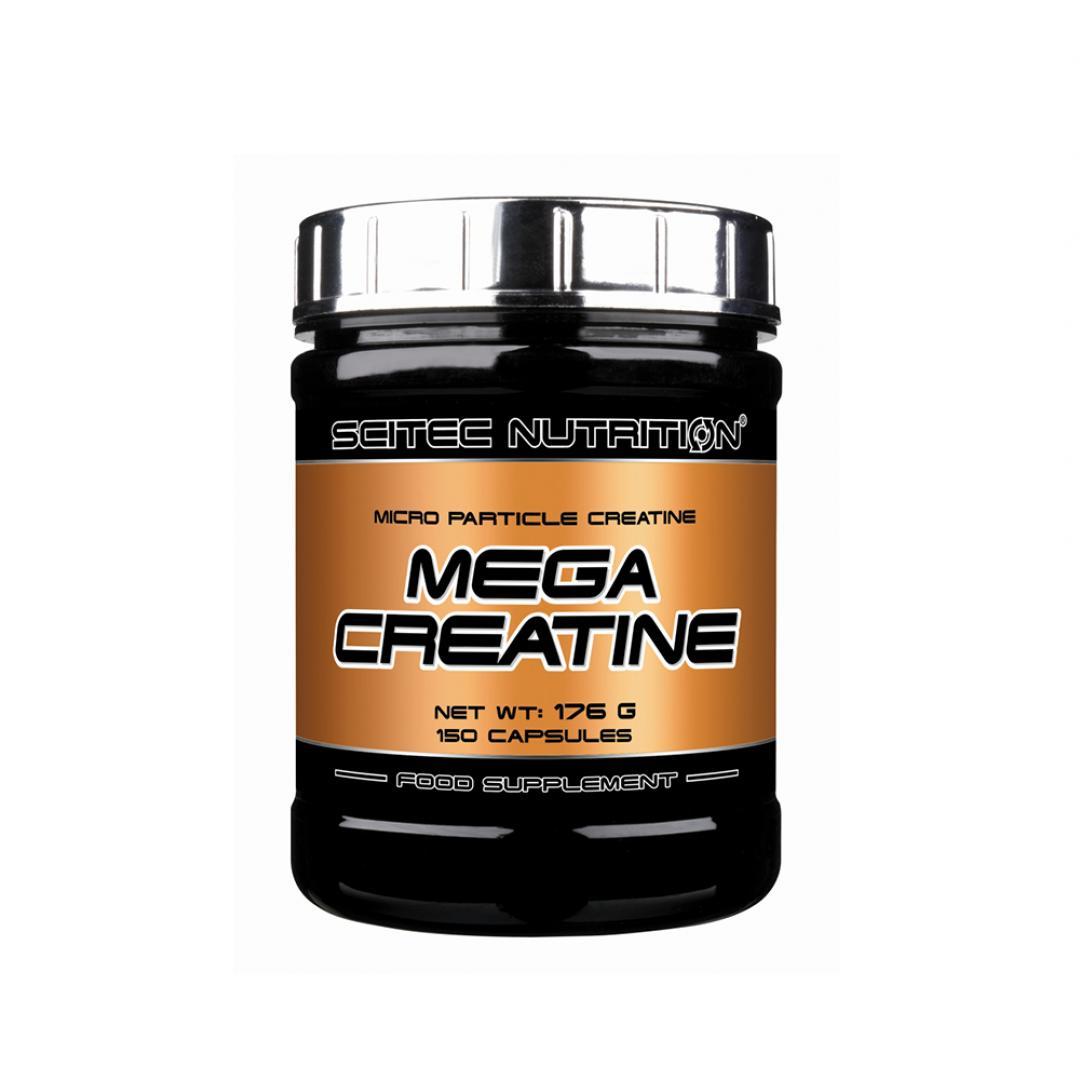 Scitec Mega Creatine - 150kaps.