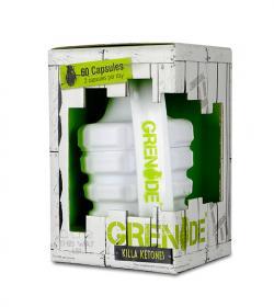 Grenade Killa Ketones - 60 kaps.