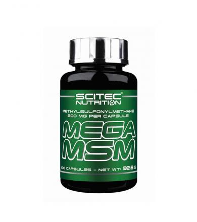 Scitec Mega MSM - 100kaps.