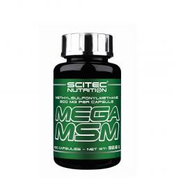 Scitec Mega MSM - 100 kaps.