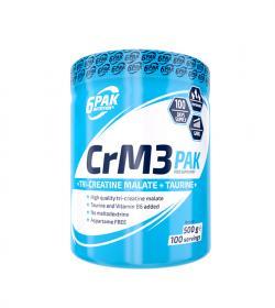6PAK Nutrition CrM3 PAK - 250g