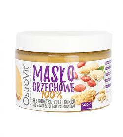 Ostrovit 100% Masło Orzechowe - 500g