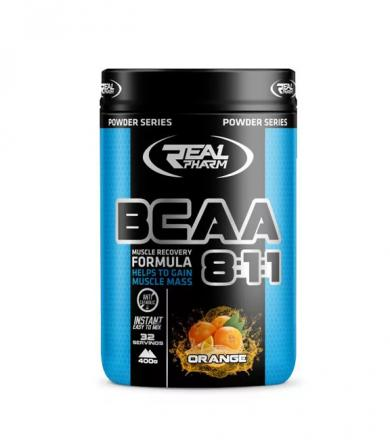 Real Pharm BCAA 8:1:1 - 400g