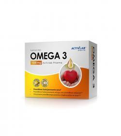 Activlab Pharma Omega 3 1000 mg - 60kaps.