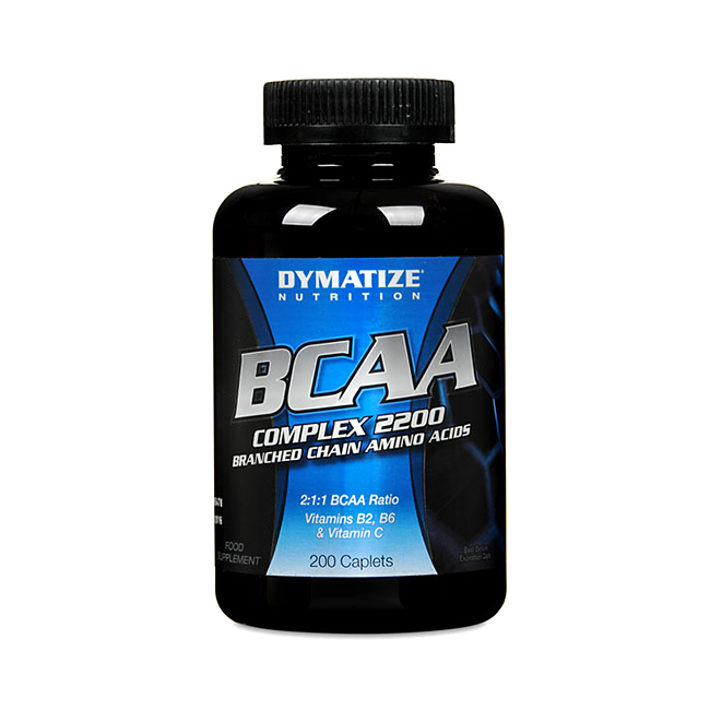 Dymatize BCAA Complex 2200mg - 400 tabl.