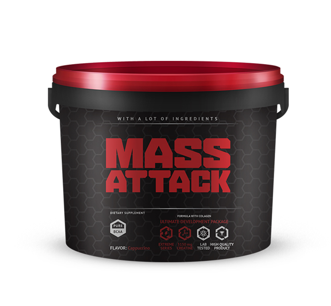 FitLabs Mass Attack 1500g