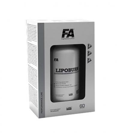 FA Nutrition Lipoburn NEW - 120 kaps.