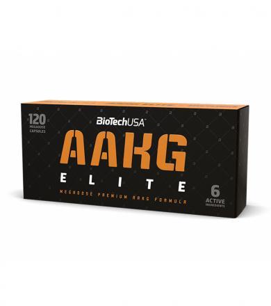 BioTech AAKG Elite - 120kaps.