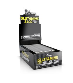 Olimp L-Glutamine 1400 Mega Caps - 30 kaps.