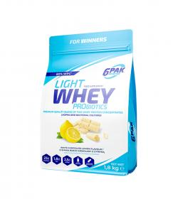 6PAK Nutrition LIGHT WHEY - 1800g