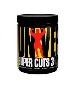 Universal Nutrition Super Cuts 3 - 132tabl.