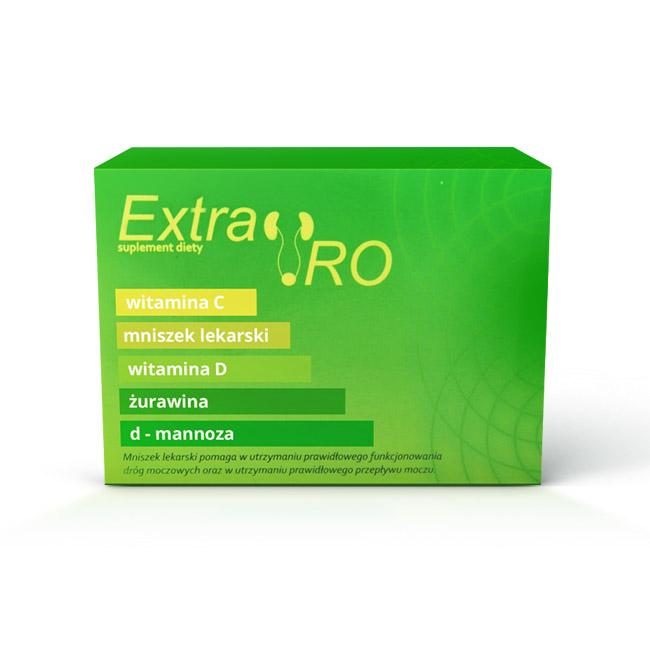 A-Medica Extra URO - 30kaps.