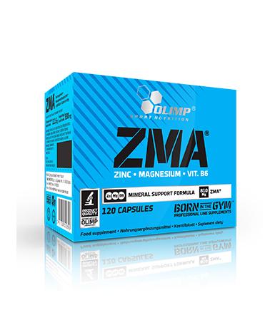 Olimp ZMA - 120kaps.