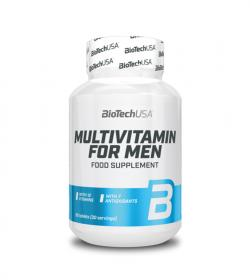 BioTech Multivitamin For Men - 60tabl.