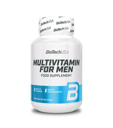 BioTech Multivitamin For Men - 60tabl.
