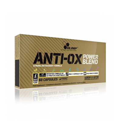 Olimp Anti-Ox Power Blend - 60kaps.