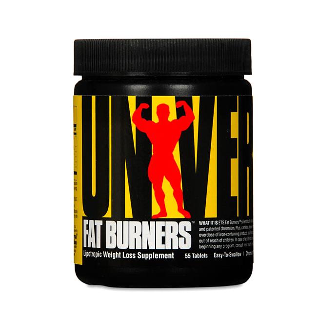 Universal Fat Burners ETS - 55 tabl.