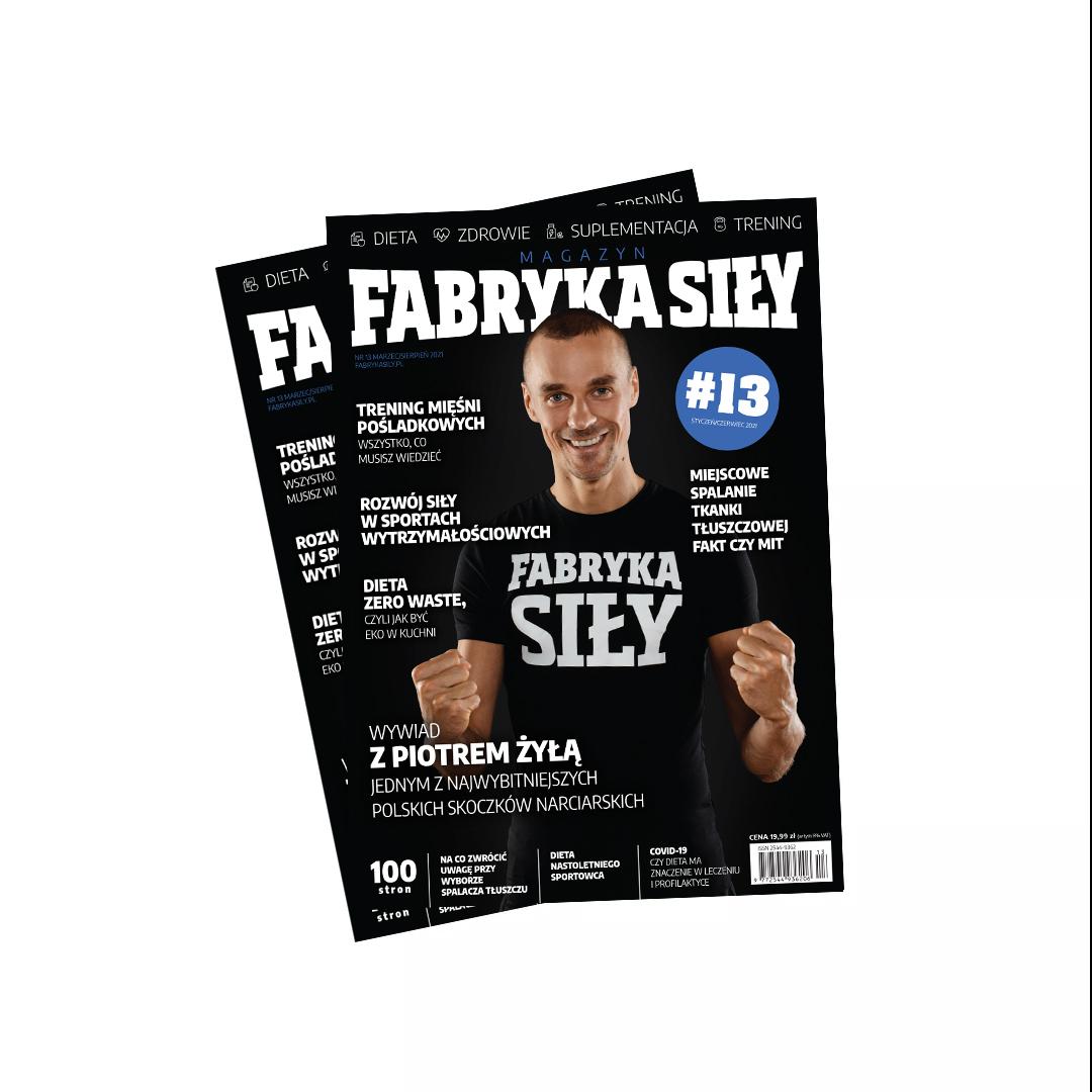 Magazyn Fabryka Siły #13 (Marzec 2021)